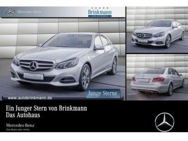 NOUVEAU +++ Mercedes-Benz Voiture d'occasion: Mercedes-Benz E 200 BlueTEC Limousine Avantgarde Navi/LED/SH für 27890 € +++ Les meilleures offres | Berline, 25000 km, 2015, Diesel, 136 CV, Argent | 134030024 | auto.de