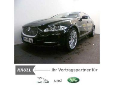 NOUVEAU +++ Jaguar Voiture d'occasion: Jaguar XJ 3.0 Diesel S V6 Premium Luxury für 49499 € +++ Les meilleures offres | Berline, 19500 km, 2015, Diesel, 275 CV, Noir | 129937212 | auto.de