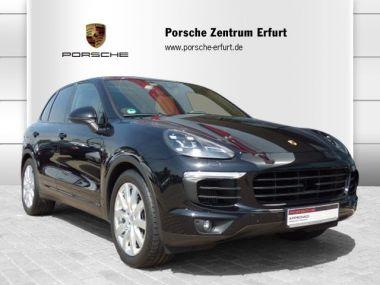 NOUVEAU +++ Porsche Voiture d'occasion: Porsche Cayenne Diesel/Luft/LED/Bose/Kamera/Panorama für 74890 € +++ Les meilleures offres | 4x4, 77250 km, 2014, Diesel, 262 CV, Noir | 134097892 | auto.de