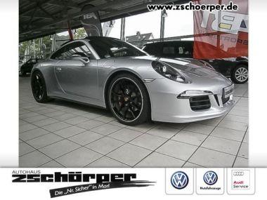 NOUVEAU +++ Porsche Voiture d'occasion: Porsche Carrera 991  Coupé 4S  991 für 129900 € +++ Les meilleures offres | Coupé, 15000 km, 2014, Essence, 400 CV, Argent | 134592746 | auto.de