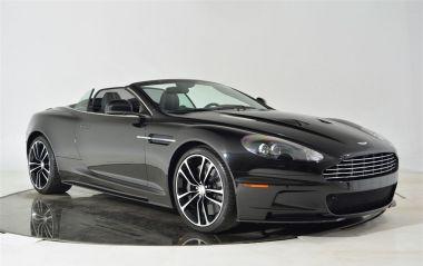 NOUVEAU +++ Aston Martin Voiture d'occasion: Aston Martin DBS Volante  Carbon Black Limited Ed. für 105700 € +++ Les meilleures offres | Cabriolet/Décapotable, 24000 km, 2011, Essence, 517 CV, Noir | 137243884 | auto.de