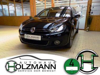 NOUVEAU +++ VW Voiture d'occasion: VW Golf 1.4 16V TSI Highline R-line Sportpaket/L für 11990 € +++ Les meilleures offres   Berline, 99000 km, 2009, Essence, 160 CV, Noir   133913087   auto.de
