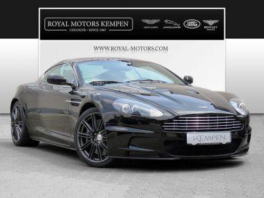 NOUVEAU +++ Aston Martin Voiture d'occasion: Aston Martin DBS Coupe für 119900 € +++ Les meilleures offres | Coupé, 30750 km, 2008, Essence, 517 CV, Noir | 135783094 | auto.de
