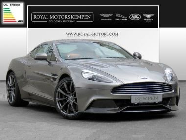 NOUVEAU +++ Aston Martin Voiture d'occasion: Aston Martin Vanquish V12  8 Gang UPE 276.159,- für 189900 € +++ Les meilleures offres | Coupé, 8800 km, 2015, Essence, 576 CV, Argent | 135783109 | auto.de