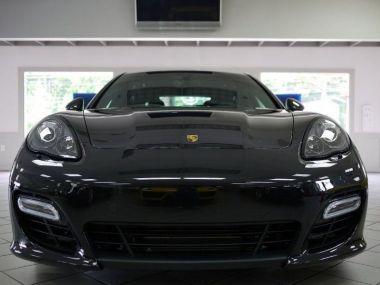 NOUVEAU +++ Porsche Voiture d'occasion: Porsche Panamera GTS für 55900 € +++ Les meilleures offres | Berline, 24900 km, 2013, Essence, 430 CV, Noir | 137631897 | auto.de