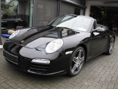 NOUVEAU +++ Porsche Voiture d'occasion: Porsche 911 997  Cabriolet PDK 1HD für 42999 € +++ Les meilleures offres | Cabriolet/Décapotable, 192000 km, 2009, Essence, 345 CV, Noir | 136012737 | auto.de