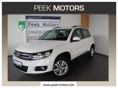 NOUVEAU +++ VW Voiture d'occasion: VW Tiguan 2.0 TDI DPF BMT Panoramadach PDC Alu für 17890 € +++ Les meilleures offres | 4x4, 73300 km, 2013, Diesel, 140 CV, Blanc | 134199046 | auto.de