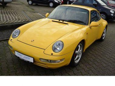 NOUVEAU +++ Porsche Voiture d'occasion: Porsche 911 speedgelb Leder schwarz kpl.Wartungshist für 79999 € +++ Les meilleures offres | Coupé, 56039 km, 1994, Essence, 272 CV, Autre | 135037252 | auto.de