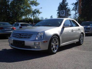 NOUVEAU +++ Cadillac Voiture d'occasion: Cadillac STS 4.6 V8 Sport Luxury für 15990 € +++ Les meilleures offres | Berline, 88507 km, 2007, Essence, 325 CV, Argent | 137189005 | auto.de