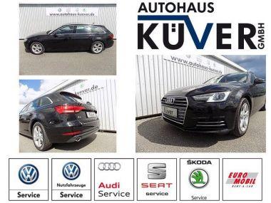NOUVEAU +++ Audi Voiture d'occasion: Audi A4 Avant 2,0 TDI Ultra Sport S-Tronic Panor für 32750 € +++ Les meilleures offres | Break, 20 km, 2016, Diesel, 150 CV, Noir | 137631935 | auto.de