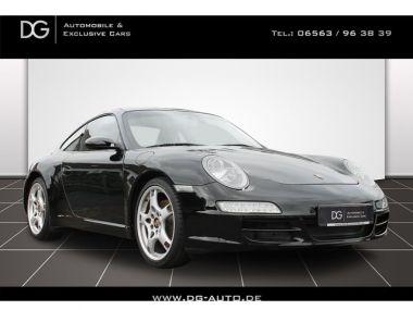 NOUVEAU +++ Porsche Voiture d'occasion: Porsche Carrera 997  S Coupe für 33900 € +++ Les meilleures offres | Coupé, 104950 km, 2005, Essence, 355 CV, Noir | 137387541 | auto.de