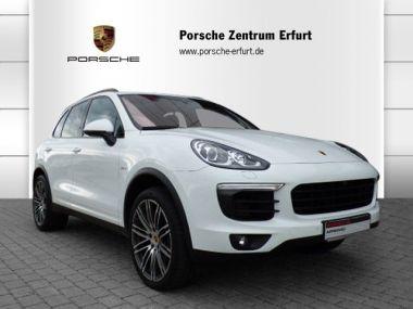 NOUVEAU +++ Porsche Voiture d'occasion: Porsche Cayenne Diesel/Luftfederung/18 Wege Sitze/Sitzl für 77890 € +++ Les meilleures offres | 4x4, 19500 km, 2015, Diesel, 262 CV, Blanc | 134227005 | auto.de