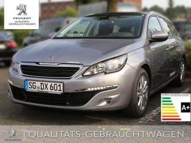 NOUVEAU +++ Peugeot Voiture d'occasion: Peugeot 308 SW BlueHDi 120 S/S Business-Line Navi für 21490 € +++ Les meilleures offres | Break, 1000 km, 2016, Diesel, 120 CV, Gris | 135964775 | auto.de