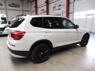 NOUVEAU +++ BMW Voiture d'occasion: BMW X3 xDrive20d / NAVI / AHK / PDC / TOP-VIEW für 24990 € +++ Les meilleures offres | 4x4, 95548 km, 2011, Diesel, 184 CV, Blanc | 137617761 | auto.de