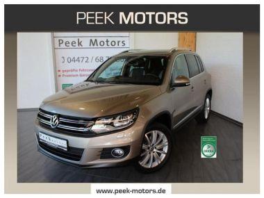 NOUVEAU +++ VW Voiture d'occasion: VW Tiguan 2.0 TDI Life 4Motion AHK Xenon Panoramad für 21390 € +++ Les meilleures offres   4x4, 46800 km, 2013, Diesel, 140 CV, Beige   136290666   auto.de