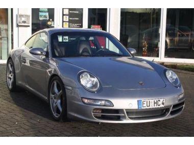 NOUVEAU +++ Porsche Voiture d'occasion: Porsche 911 911/997 Carrera 4 Coupe Turbobreit für 37900 € +++ Les meilleures offres | Coupé, 136150 km, 2007, Essence, 325 CV, Argent | 135983443 | auto.de