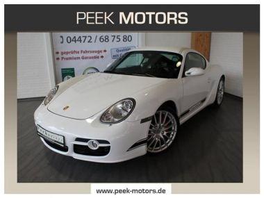 NOUVEAU +++ Porsche Voiture d'occasion: Porsche Cayman S Carbonvollschalensitze Navi Xenon GRA  für 36790 € +++ Les meilleures offres | Coupé, 38000 km, 2009, Essence, 295 CV, Blanc | 137053757 | auto.de