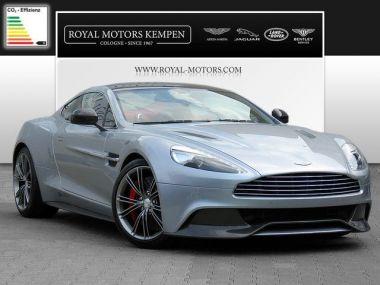 NOUVEAU +++ Aston Martin Voiture d'occasion: Aston Martin Vanquish V12  UPE 282.399,- für 179900 € +++ Les meilleures offres   Coupé, 4225 km, 2015, Essence, 572 CV, Argent   135783093   auto.de