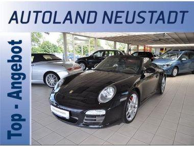 NOUVEAU +++ Porsche Voiture d'occasion: Porsche Carrera 997  4S PDK *Approve Garantie 06/2018* für 79990 € +++ Les meilleures offres | Cabriolet/Décapotable, 37699 km, 2011, Essence, 385 CV, Noir | 135454815 | auto.de