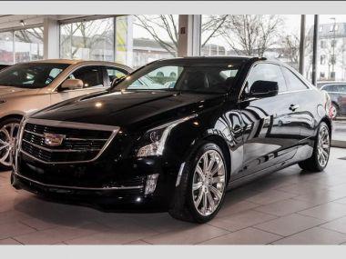 NOUVEAU +++ Cadillac Voiture d'occasion: Cadillac ATS ATS Coupe RWD Automatik Luxury Coupe für 37900 € +++ Les meilleures offres | Coupé, 20 km, 2015, Essence, 276 CV, Noir | 132745042 | auto.de