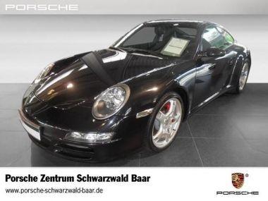 NOUVEAU +++ Porsche Voiture d'occasion: Porsche 911 (911) Carrera 4S Coupe für 57800 € +++ Les meilleures offres | Coupé, 63000 km, 2006, Essence, 355 CV, Noir | 135670934 | auto.de