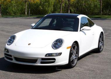 NOUVEAU +++ Porsche Voiture d'occasion: Porsche 911 Targa Targa 4S für 41900 € +++ Les meilleures offres   Coupé, 20000 km, 2008, Essence, 355 CV, Blanc   137104557   auto.de