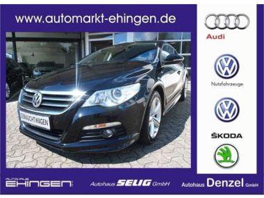 NOUVEAU +++ VW Voiture d'occasion: VW Passat CC 1.8 TSI 160 PS R-Line Xenon, Sport, PDC für 15890 € +++ Les meilleures offres | Coupé, 76672 km, 2011, Essence, 160 CV, Noir | 136289776 | auto.de