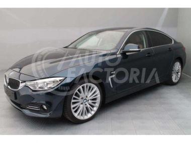 NOUVEAU +++ BMW Voiture d'occasion: BMW 420 d 184 PS AUTOMATIK PACK Kli für 44950 € +++ Les meilleures offres | Coupé, 4749 km, 2014, Diesel, 184 CV, Bleu | 130570058 | auto.de