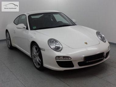 NOUVEAU +++ Porsche Voiture d'occasion: Porsche Carrera 911 / 997  Coupé +PDK+Chrono+PASM+PCM für 54700 € +++ Les meilleures offres | Coupé, 28800 km, 2008, Essence, 345 CV, Blanc | 134809963 | auto.de