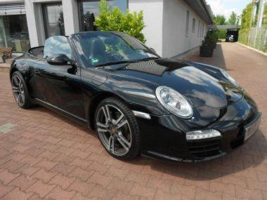 NOUVEAU +++ Porsche Voiture d'occasion: Porsche 911 Urmodell Carrera Cabrio Black Edition Ch für 55999 € +++ Les meilleures offres | Cabriolet/Décapotable, 179000 km, 2011, Essence, 345 CV, Noir | 135546380 | auto.de