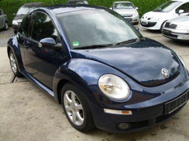 NOUVEAU +++ VW Voiture d'occasion: VW New Beetle 1.9 TDI DPF Freestyle für 9890 € +++ Les meilleures offres | Berline, 72297 km, 2009, Diesel, 105 CV, Bleu | 133330834 | auto.de