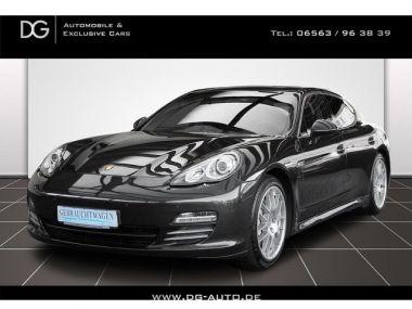 NOUVEAU +++ Porsche Voiture d'occasion: Porsche Panamera 4 S Sportabgasanlage mit Klappen für 55900 € +++ Les meilleures offres | Berline, 97900 km, 2012, Essence, 400 CV, Gris | 137387479 | auto.de