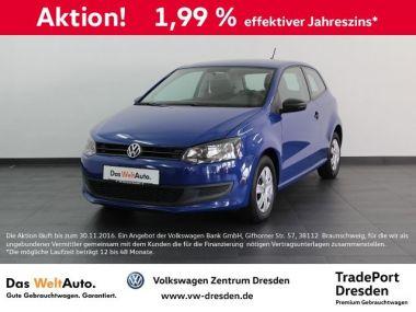NOUVEAU +++ VW Voiture d'occasion: VW Polo Trendline 1.2 KLIMA GRA R-CD ab 1.99% für 8880 € +++ Les meilleures offres | Citadine, 57626 km, 2012, Essence, 69 CV, Bleu | 136754519 | auto.de