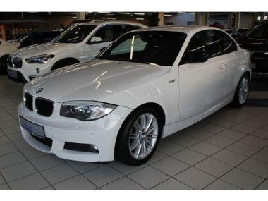 NOUVEAU +++ BMW Voiture d'occasion: BMW 118 d Edition M-Sportpaket Xenon Sitzheizung für 17890 € +++ Les meilleures offres | Coupé, 67000 km, 2013, Diesel, 143 CV, Blanc | 138250471 | auto.de