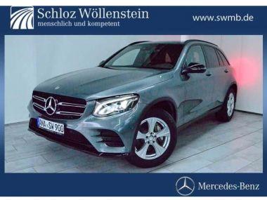 NOUVEAU +++ Mercedes-Benz Voiture d'occasion: Mercedes-Benz GLC 220 d 4M AMG Night-P./Spur-P./COMAND/RF-Kam für 58869 € +++ Les meilleures offres | 4x4, 5000 km, 2016, Diesel, 204 CV, Gris | 138250505 | auto.de