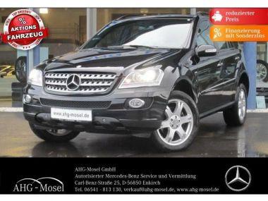 NOUVEAU +++ Mercedes-Benz Voiture d'occasion: Mercedes-Benz ML 320 CDI *COMAND*BI-XENON*KAMERA*SHD*AHK*90TK für 27444 € +++ Les meilleures offres   4x4, 89283 km, 2008, Diesel, 224 CV, Noir   138164287   auto.de
