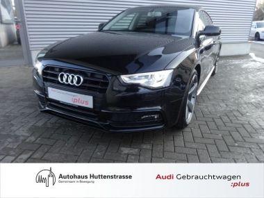 NOUVEAU +++ Audi Véhicule de collaborateur: Audi A5 Sportback S line 2.0TDI multitronic für 36990 € +++ Les meilleures offres | Berline, 9600 km, 2016, Diesel, 150 CV, Noir | 138291811 | auto.de