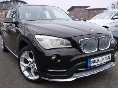 NOUVEAU +++ BMW Voiture d'occasion: BMW X1 18d xDrive X line Aut* Navi Xenon Teille für 23990 € +++ Les meilleures offres | 4x4, 29132 km, 2014, Diesel, 143 CV, Autre | 138817335 | auto.de