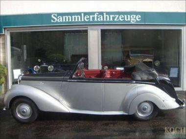 NOUVEAU +++ Bentley Véhicule ancien: Bentley andere Mark VI Hodson Cabriolet 4türig! für 178900 € +++ Les meilleures offres | Cabriolet/Décapotable, 49293 km, 1952, Essence, 133 CV, Autre | 136964713 | auto.de