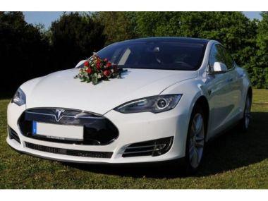 NOUVEAU +++ Tesla Voiture d'occasion: Tesla Model S P85D 700PS ähnlich P90D sofort verfügb für 95200 € +++ Les meilleures offres | Berline, 50000 km, 2015, Électrique, 700 CV, Blanc | 138746388 | auto.de