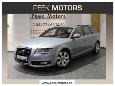 NOUVEAU +++ Audi Voiture d'occasion: Audi A6 Avant 3.0 TDI quattro S-Line Leder Navi  für 20690 € +++ Les meilleures offres | Break, 114800 km, 2011, Diesel, 239 CV, Argent | 138002379 | auto.de