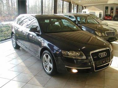 NOUVEAU +++ Audi Voiture d'occasion: Audi A6 Avant 3.0 TDI DPF quattro tiptronic für 9850 € +++ Les meilleures offres   Break, 234000 km, 2008, Diesel, 232 CV, Gris   138192341   auto.de