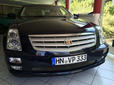NOUVEAU +++ Cadillac Voiture d'occasion: Cadillac STS V8 EUROPA VERSION für 9500 € +++ Les meilleures offres | Berline, 118000 km, 2008, Essence, 325 CV, Bleu | 138557281 | auto.de