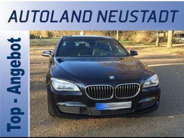 NOUVEAU +++ BMW Voiture d'occasion: BMW 730 d DPF xDrive M-Sportpaket +PDC +Navi +SH für 49950 € +++ Les meilleures offres | Berline, 56000 km, 2015, Diesel, 258 CV, Noir | 137889992 | auto.de