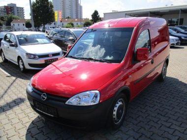 NOUVEAU +++ Opel Voiture d'occasion: Opel Combo 1.3 CDTI DPF KAST 2-Sitzer 1.Hand für 4900 € +++ Les meilleures offres | Minibus/Monospace, 86000 km, 2010, Diesel, 75 CV, Rouge | 136555945 | auto.de