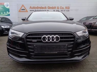 NOUVEAU +++ Audi Voiture d'occasion: Audi A6 Av. 3.0 TDI quattro tiptr. 3x S-Line/S-S für 42950 € +++ Les meilleures offres | Break, 63300 km, 2013, Diesel, 313 CV, Noir | 137963688 | auto.de