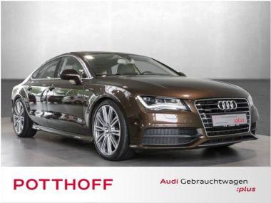 NOUVEAU +++ Audi Voiture d'occasion: Audi A7 Sportback q. 3.0 TDi S-line HUD LED Bose für 43950 € +++ Les meilleures offres | Berline, 46546 km, 2012, Diesel, 313 CV, Autre | 136189458 | auto.de