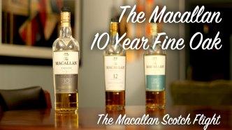 The Macallan 10 Year Fine Oak