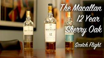 Macallan 12 Year Sherry Oak