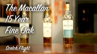 The Macallan 15 Year Fine Oak